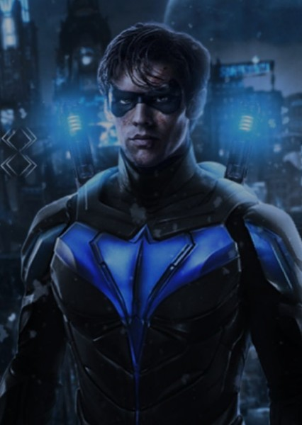 Brenton Thwaites as Dick Grayson (Robin/Nightwing) in All Superheroes and Villains (DC, Marvel, & Dark Horse Comics)