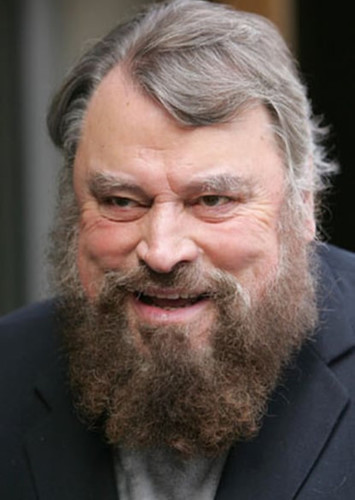 Brian Blessed as Mr. Precocious in Tank Girl