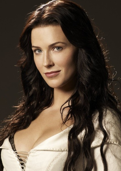 Bridget Regan as Woman in The People Under the Stairs