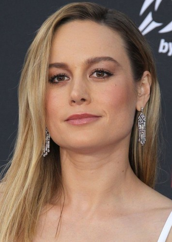 Brie Larson as Captain Marvel in Spider-Woman