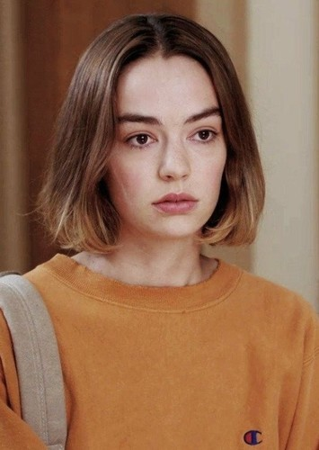 Brigette Lundy-Paine as Kim pine in Scott pilgrim vs the world