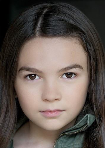 Brooklynn Prince as Judith Grimes in The Walking Dead (Live Action Film Series)