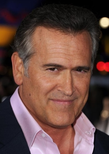 Bruce Campbell as Victor Sullivan in Uncharted