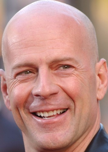 Bruce Willis as John McClane in 20th Century Perfect Classic Movie Casting: AKA Barry Allen's Original Timeline