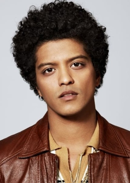 Bruno Mars as Michael Jackson in Celebrity Biopics