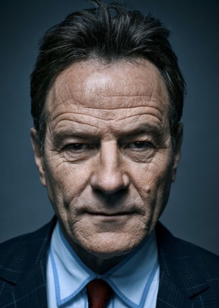 Bryan Cranston as Stan Lee in Celebrity Biopics
