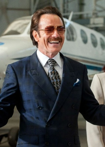 Bryan Cranston as Stan Lee in Stan Lee biopic