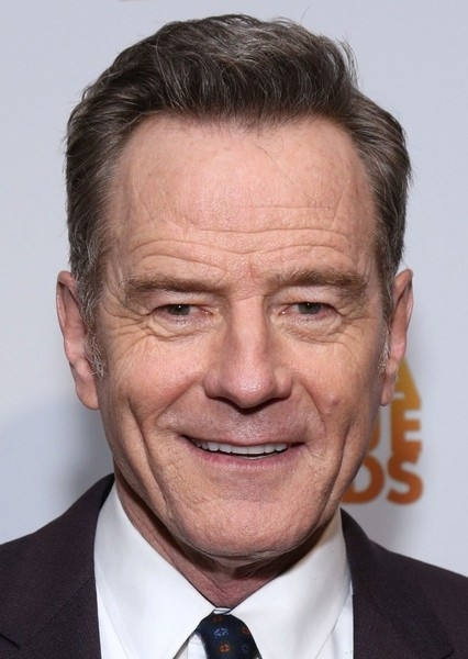 Bryan Cranston as Commissioner James Gordon in Batman Universe Fancast