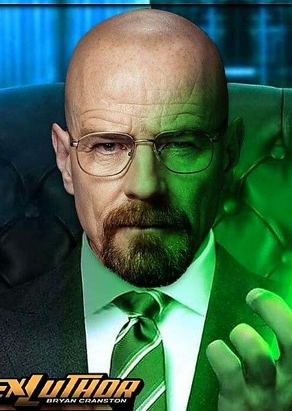 Bryan Cranston as Lex Luthor in New DC universe