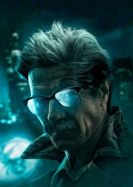 Bryan Cranston as Commissioner Gordon in The Perfect Batman Movie