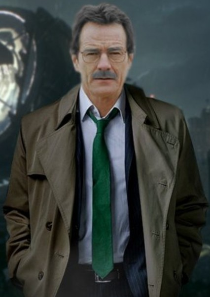 Bryan Cranston as Jim Gordon in DCEU The Long Halloween (2012)