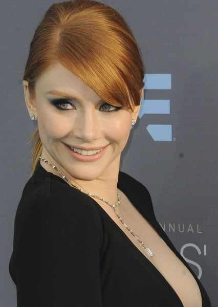 Bryce Dallas Howard as Lois Lane in Superman: