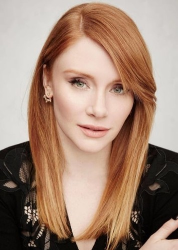 Bryce Dallas Howard as Pepper Potts in Iron Man (2008)