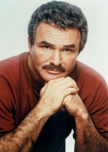 Burt Reynolds as Amos Slade in The Fox and the Hound