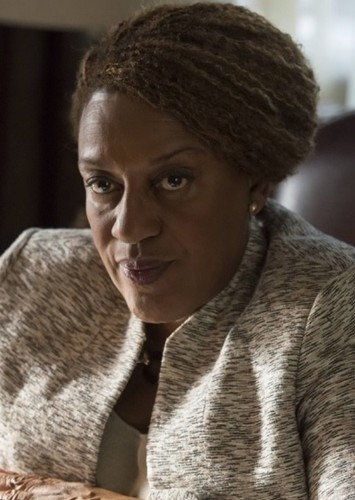C.C. Pounder as Mo'at in Avatar 2
