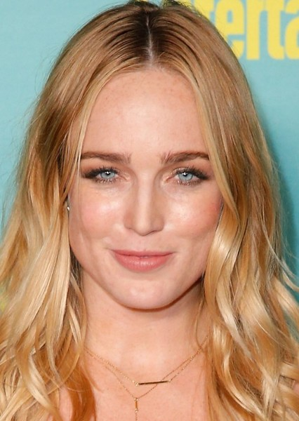 Caity Lotz as Pam Quill in Guardians of the Galaxy
