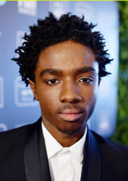 Caleb McLaughlin as Sam in The Last of Us