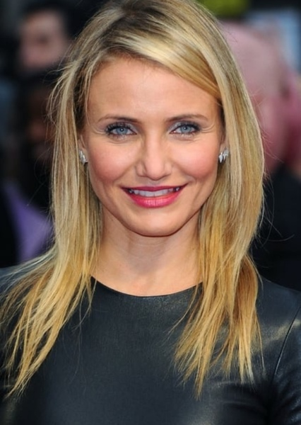 Cameron Diaz as Lana Lang in The WORST Superman movie