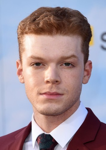 Cameron Monaghan as Ron weasley in Harry Potter