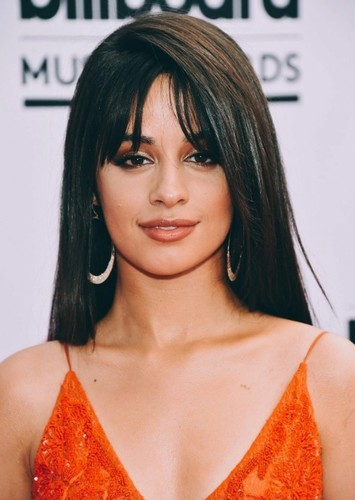 Camila Cabello as Jennifer Lopez in Casting Singers