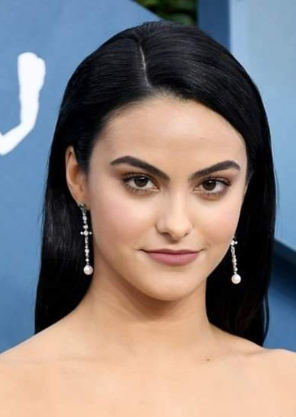 Camila Mendes as Koriand'r in All New Teen Titans