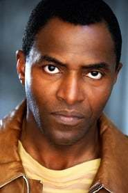 Carl Lumbly as General Swanwick in Man Of Steel (Animated)
