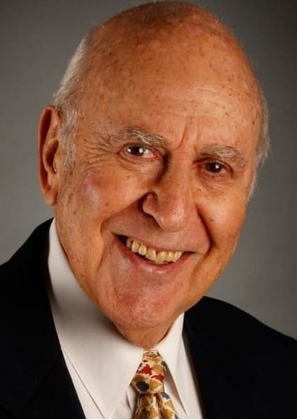 Carl Reiner as Jurgen Warmbrunn in World War Z: An Oral History of the Zombie War