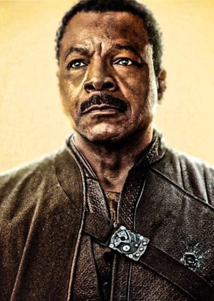 Carl Weathers as Sergeant Gannon Roark in Doom - 80s Sci-Fi Action Flick