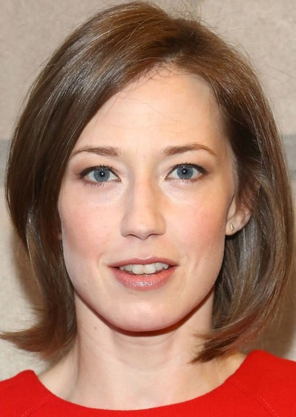 Carrie Coon as Roxy Raccoon in Guardians of the Galaxy