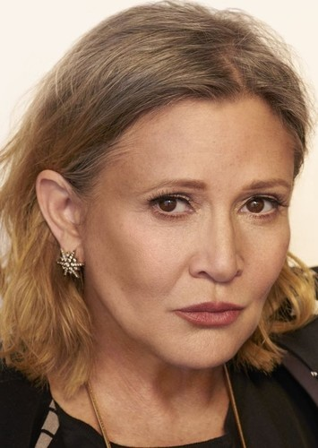 Carrie Fisher as Leia Organa in Star Wars - Episode VII: Guardians Of The Force (2015)