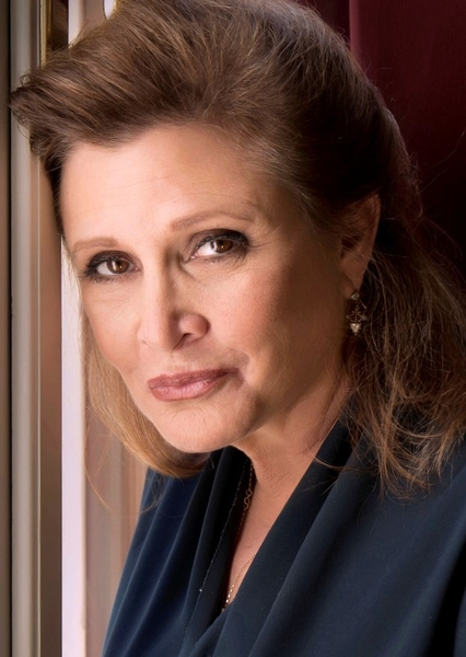 Carrie Fisher as General Leia Organa in Star Wars: The Force Awakens (2005)