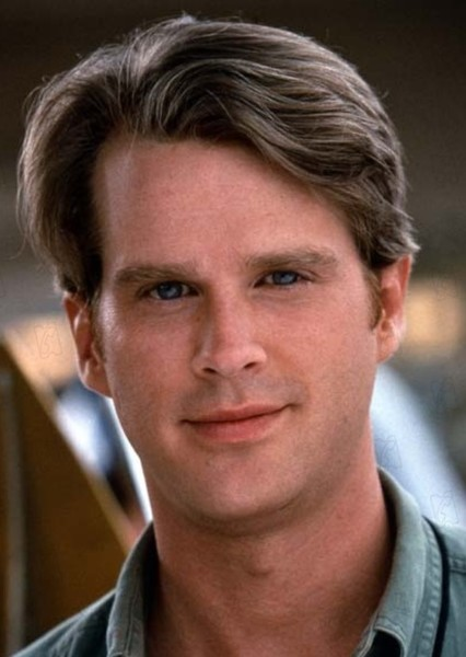 Cary Elwes as Iron Monger in Avengers