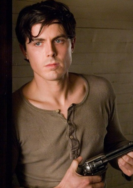 Casey Affleck as Kieran Duffy in Red Dead Redemption.