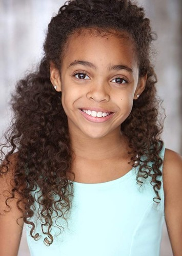 Cassidey Fralin as Jessi  Ramsey in Baby-Sitters Club