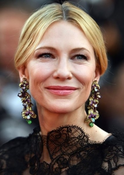 Cate Blanchett as Madame Thenardier in Les Miserables 2022