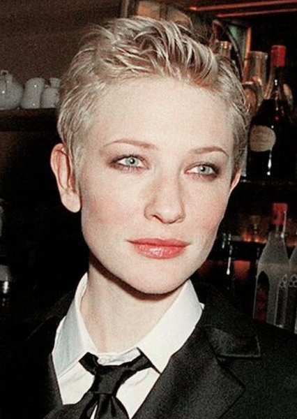 Cate Blanchett as Lucifer in Children of the Night (Season Four)