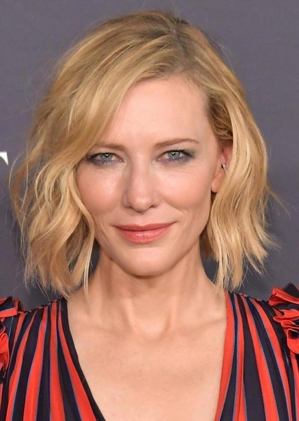 Cate Blanchett as Australia in Best Actors from Every Country on Earth