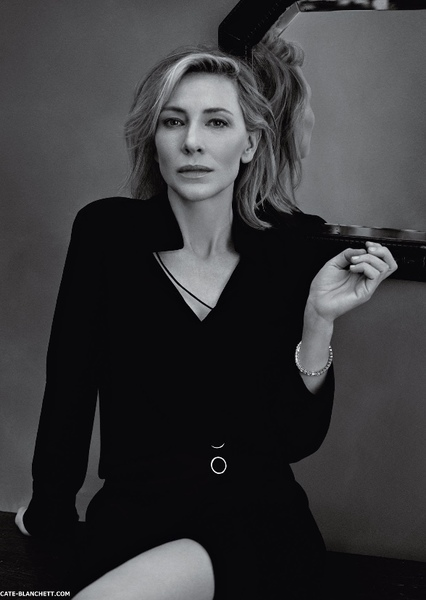 Cate Blanchett as Madame Nadya Hecate in Macbeth