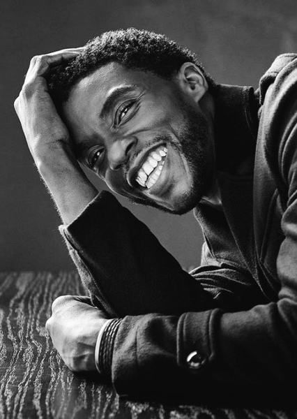 Chadwick Boseman as Nimrod in The Bible
