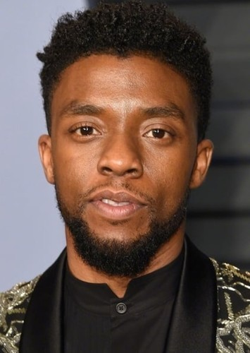 Chadwick Boseman as Black Panther in Doctor Doom (Spin Off Movie)