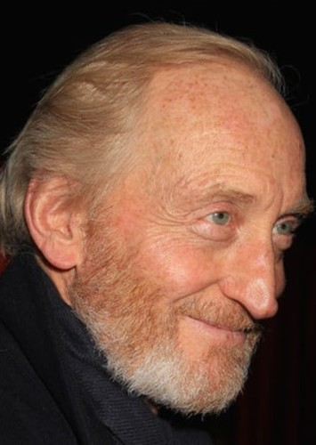 Charles Dance as Saruman in The Lord of the Rings