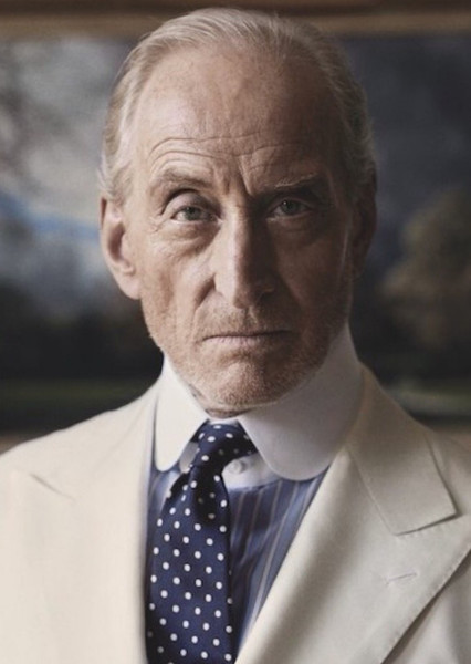 Charles Dance as Carmine Falcone in DCEU The Long Halloween (2012)