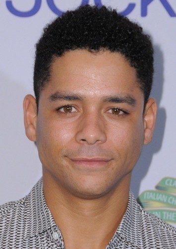 Charlie Barnett as John Diggle Jr. in Spartan (TV Series)