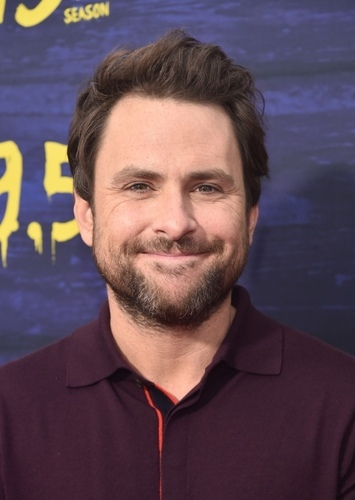 Charlie Day as Chick chappie in Armageddon (2018)