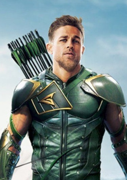 Charlie Hunnam as Oliver Queen in New DC universe