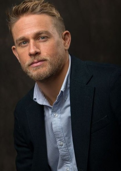 Charlie Hunnam as John Smith in Pocahontas