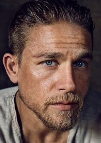 Charlie Hunnam as Green Arrow in Green Arrow : Choose Your Destiny