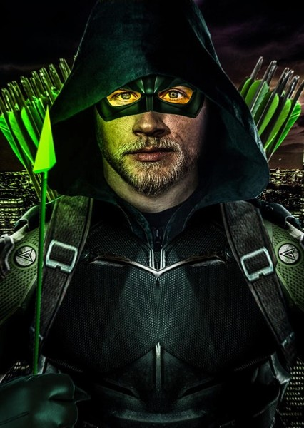 Charlie Hunnam as Green Arrow in Justice League of America