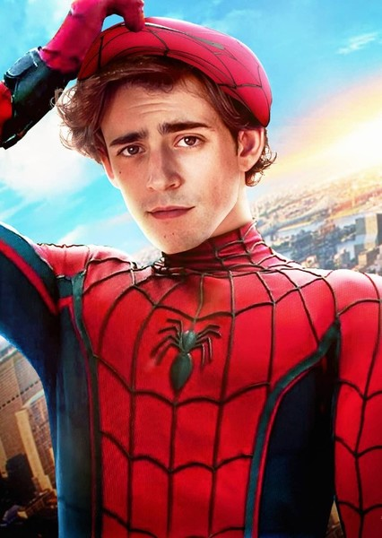 Charlie Rowe as Spider-Man in Alternate Marvel Cinematic Universe