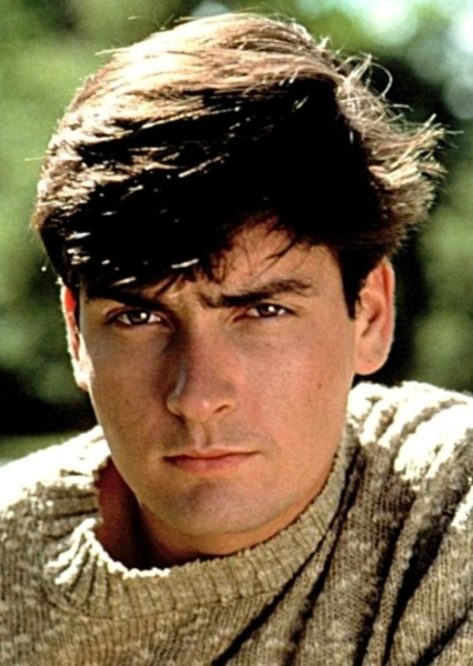 Charlie Sheen as Jonathan Kent in Superman & Lois (80's)